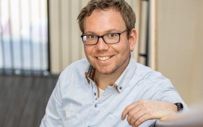 Graag stellen we een nieuw gezicht aan jullie voor: Maarten Essers